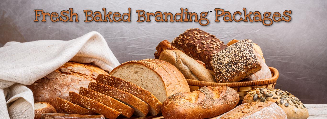 Fresh Baked Branding for business marketing