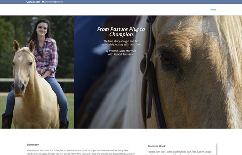 From Pasture Plug to Champion website